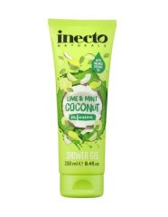 Гель для душу Inecto Infusions Lime and Mint Coconut Shower Gel