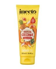 Гель для душу Inecto Infusions Tropical Coconut Shower Gel