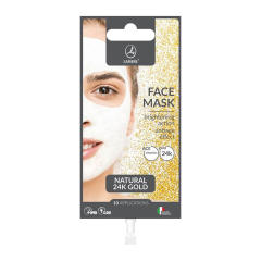 LAMBRE FACE MASK GOLD маска с натуральным  24-каратным золотом